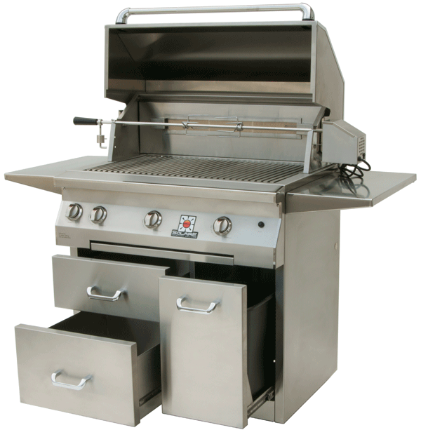 Solaire Infrared Grill 36