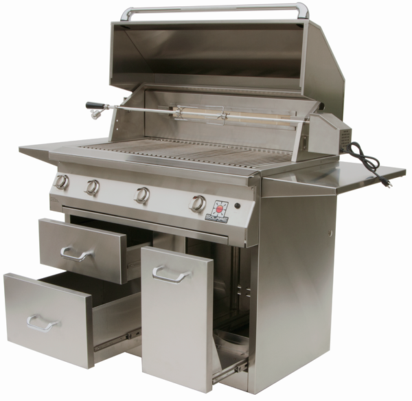 42? Solaire Infrared Grill